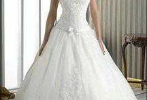 Vestiti da sposa principeschi