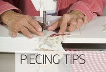 Quilting/Sewing tips