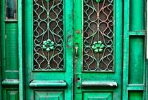 Doors to great places / by Stephanie Rupert