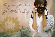 PHOTOGRAPHER GIFT IDEAS / Great Gift Ideas for Any Photographer