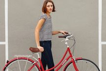 Bicycles and Fashion