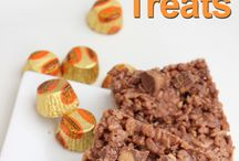 Rice Krispie Treats / by Michele Jones