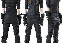 black wears