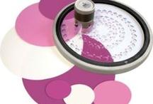 Scissors circle