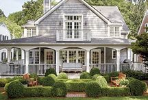 Homes I love / by Carolyn Barnett