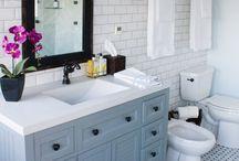 Kúpeľne / Bathrooms
