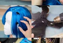 Cosplay Wigs & Costumes / Cosplay costume ideas and inspiration tips and tricks