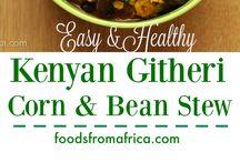 Afrikaanse keuken