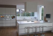Referenzen K1 Küchen / Mehr als Küchen Gutes braucht Raum, K1 Küchen, Freiburg, Design, Modern, Grifflos, Insel, design kuechen, premium kuechen