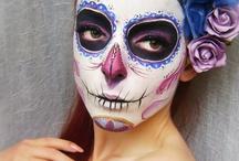Divine make up / by Miranda McGuire