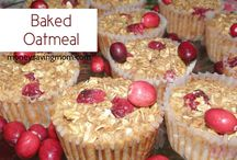 healthy breakfast recipes / by Kim Smith