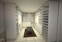 Closet decor / Inspiration