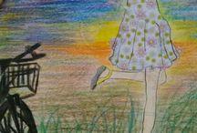 Meus livros de colorir / meus livros de colorir