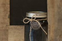 Chic Chalk / Our Very Own Line Of Chalk Paint! Hand Made / Mixed By Kelsey!