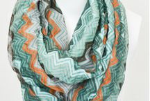 Scarves / Shop local for the ideal fall accessory - the scarf!