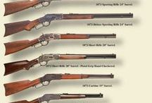 lever action rifles and gear