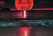 Noche de luna..