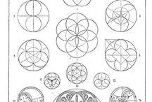 геометрия в рисунке