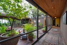 courtyard house dream