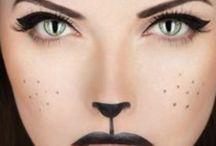 Costumer makeup