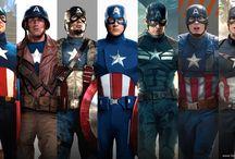 Captain America lover...♥♥