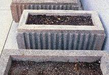 donica beton