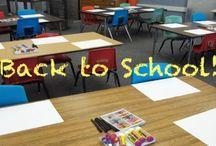 Back to School / by Lori Johnson
