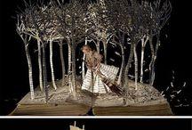 Deconstructed / Artist books