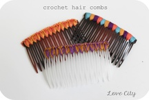 4 Crochet (Hair Accesories) / by Amira Zaky