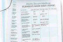 Wedding Planning / Wedding planning guides, tips and tools.