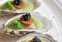ostras, almejas ( oysters & clams )