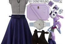 Disney themed clothes
