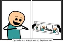 Cyanide and happines / You only live once cyanide and happiness