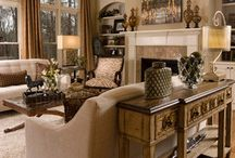Family Room Ideas / by Carleen Cook