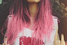 Hair Colors / by Stephanie Devereaux