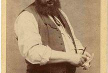 GUSTAVE COURBET (Jean Désiré Gustave Courbet - 10 June 1819 – 31 December 1877)