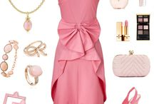 Pink / by Jeana Wellman