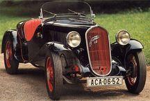 Stará auta
