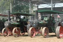 Old Tractors / by Dennis Ballard