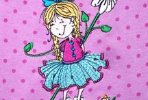Children's Embroidery Designs for Boys & Girls / Children's , boys, girls and toddler embroidery and applique designs for home machine embroidery.