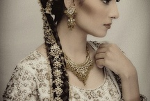 Indian-Style Dresses / by Vanessa D