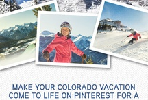My Colorado Vacation / by Tiffany Winner