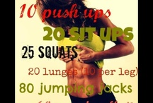 Fitness / by TheFabulous MsCat