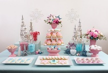 dessert tables / by KimFabulous Cezair