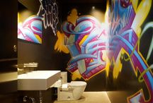 Bathroom Drama / by Instinctive Design