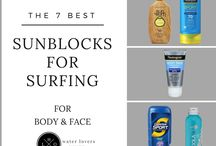 Best Sunblock For Surfing