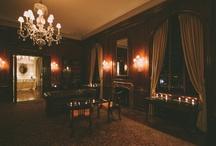 Rooms at the Harold Pratt House