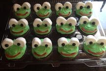 Recipes: Celebrations / Those recipes for celebrations: Birthdays, Halloween, Christmas, Easter