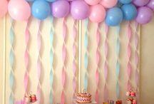 primo compleanno gioia