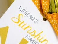 Ellie's Sunshine Party / by Chelsea Ruesch